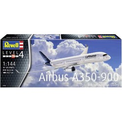 Revell_ Airbus A350-900 lufthansa New Delivery_ 1/144