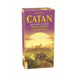 Catan. Expansion Mercaderes...