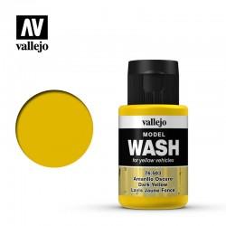 Vallejo Model Wash_ Amarillo Oscuro 35ml.