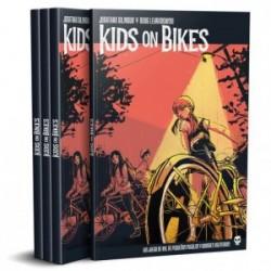 Kids on Bikes. (Juego de rol)