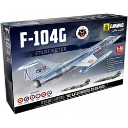 Ammo Mig_ F-104G Starfighter_ 1/48 - caja