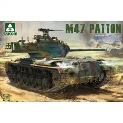 Takom_ M47/G Patton_ 1/35
