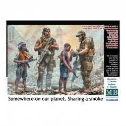 Somewhere on our planet....