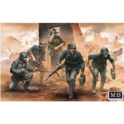 German Infantry, WWII era....