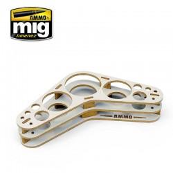 Ammo Mig_ Organizador Boomerang