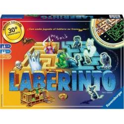 RAVENSBURGER_ LABERINTO 30 ANIVERSARIO, BRILLA EN LA OSCURIDAD