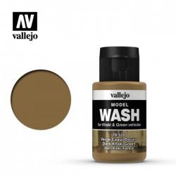 Vallejo Model Wash_ Verde Caqui Oscuro 35 ml.