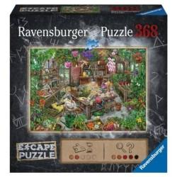 Ravensburger Escape Puzzle_ En el Invernadero 368 pzas