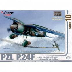 Mirage Hobby_ PZL P.24F_ 1/48