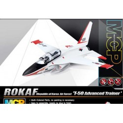 Academy_ Rokaf T-50 Advanced Trainer (Snap Kit) (MCP)_ 1/72