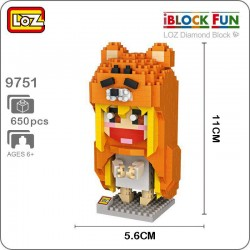 Loz Iblock Fun_ Himouto Umaru-Chan (650 piezas)