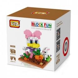 Loz Iblock Fun_ Daisy. Disney (470 piezas)