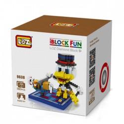 Loz Iblock Fun_ Tío Gilito. Disney (560 piezas)