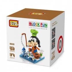 Loz Iblock Fun_ Goofy. Disney (540 piezas)