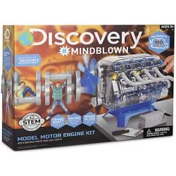 Discovery Mindblown. Construye tu motor
