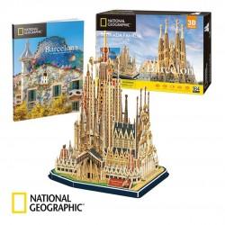CubicFun 3D Puzzle_ Barcelona
