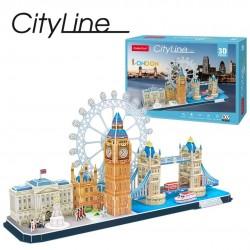 CubicFun puzzle 3D_City...