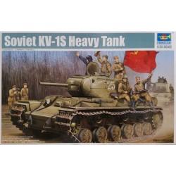 Trumpeter_ Russia KV-1S Heavy Tank_ 1/35
