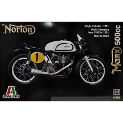 Italeri_ Norton Manx 500 cc._ 1/9