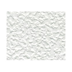 creal 879977. Papel liso  blanco con suave relieve 1/12