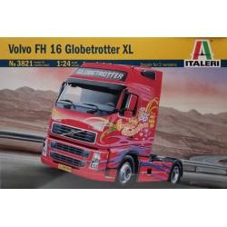 Italeri_ Volvo FH 16 Globetrotter XL_ 1/24