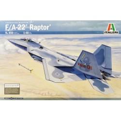 Italeri_ F/A-22 Raptor_ 1/48