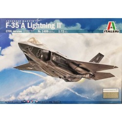 Italeri_ F-35 A Lightning II_ 1/72
