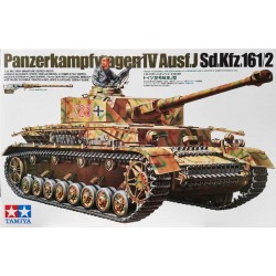 Tamiya_ Panzerkampfwagen IV Ausf.J SdKfz.161/2_ 1/35