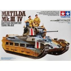 Tamiya_ Matilda Mk.III/IV_ 1/35