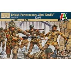"""Italeri_ British Paratroopers """"Red Devils""""_ 1/72"""