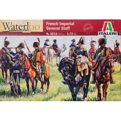 Italeri_ French Imperial General Staff_ 1/72