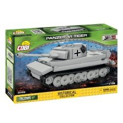 Cobi 2703. Panzer VI Tiger (326piezas)
