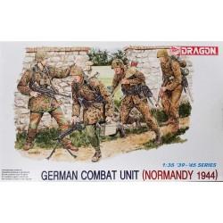 Dragon_ German Combat Unit (Normandy 1944)_ 1/35