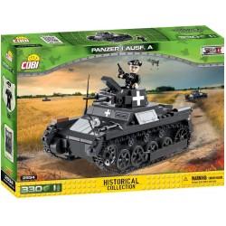 Panzer I AUSF. A (330piezas)