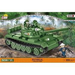 Creal 2234. T-55. Guerra de Vietnan  (506piezas)