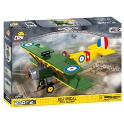 Creal 2977. Avro 504K (230 piezas)