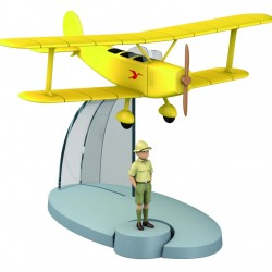 TIN29526. Colección Tintín_ Rescate del Biplano Amarillo