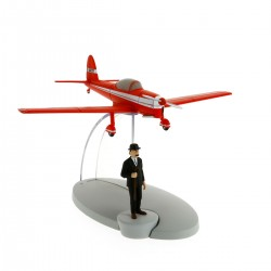 TIN29528. Colección Tintín_ El Avión Rojo (La Isla Negra)