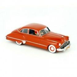 TIN2950. Colección Tintín_ Tintín el American Buick Rojo