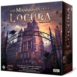 Las Mansiones de la Locura caja