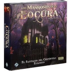 El Santuario del Crepúsculo. Expansión Las Mansiones de la Locura caja