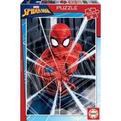 Educa 18486_ Marvel. Spiderman. Puzzle 500 piezas.