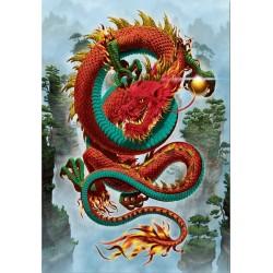 Educa 19003  El Dragon de la Buena Fortuna. Puzzle 500 piezas