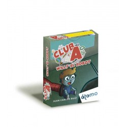 Club A. Willy el Robot caja