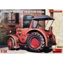MiniArt_ German Traffic Tractor D8532_ 1/35