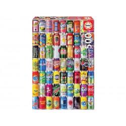 Educa_ Lata sobre lata_ Puzzles 500pcs.