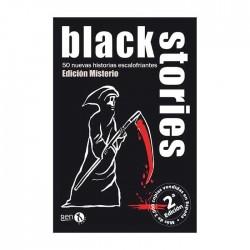 Black Stories Edición Misterio 2ªed.