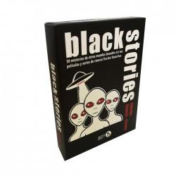 Black Stories. Edición Ciencia Ficción
