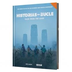 Historias del Bucle (Juego de rol) portada