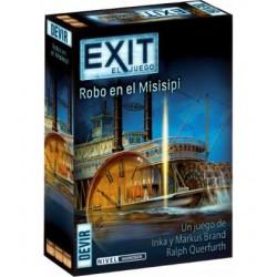 Devir Exit_ Robo en el...